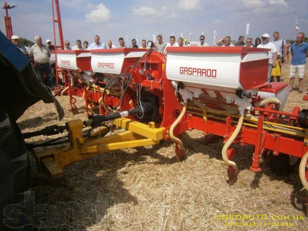 Продажа Сеялка GASPARDO SP -8 новая!!!  , Сельскохозяйственный трактор, фото #1