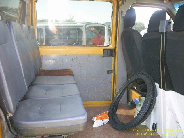 Продажа VOLKSWAGEN 35 (ФОЛЬКСВАГЕН), Пассажирский микроавтобус, фото #1