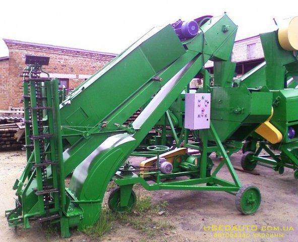 Продажа ЗЕРНОМЕТАТЕЛЬ ЗМ-60 (60-т/ч)  , Сельскохозяйственный трактор, фото #1