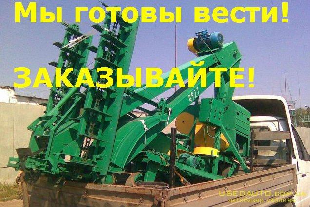 Продажа ЗЕРНОМЕТАТЕЛЬ ЗМ-60-(70 -т/ч)  , Сельскохозяйственный трактор, фото #1