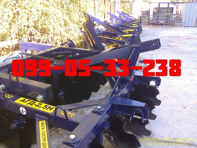 Продажа дисковая борона агд 21  , Сеялка сельскохозяйственная, фото #1