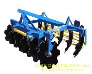 Продажа Дисковий агрегат ґрунтообробний   , Сельскохозяйственный трактор, фото #1
