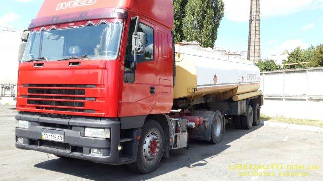 Продажа IVECO Magirus , Седельный тягач, фото #1