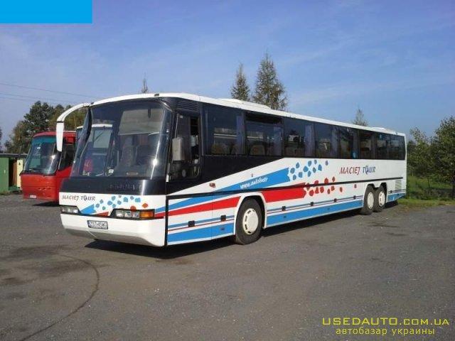 Продажа NEOPLAN N 316/3 UL , Междугородный автобус, фото #1