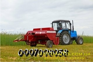 Продажа Тюковой TUKAN 1600 пресс-подбор  , Сельскохозяйственный трактор, фото #1