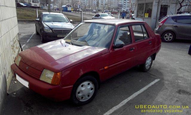 Продажа ЗАЗ 1103 , Седан, фото #1