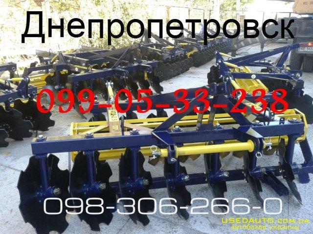Продажа АГД-2,5Н ПРИЦЕПНЫЕ БОРОНЫ ЕСТЬ  , Сельскохозяйственный трактор, фото #1