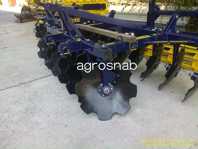 Продажа АГД агд 2.5 агд 2.1  борона , Сеялка сельскохозяйственная, фото #1