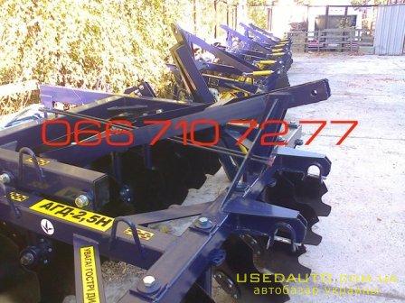 Продажа Агрегат АГД-2.1 навесная борона , Сеялка сельскохозяйственная, фото #1
