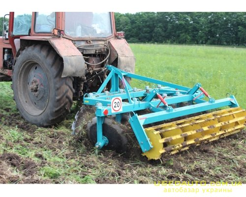 Продажа Борона дисковая навесная СТЕП  3  , Сельскохозяйственный трактор, фото #1