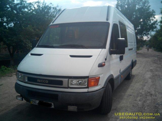 Продажа IVECO 35s11 , Пассажирский микроавтобус, фото #1