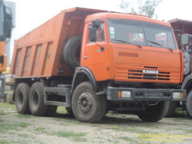 Продажа КамАЗ 65115 , Самосвальный грузовик, фото #1