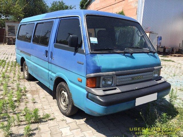 Продажа MAZDA E2200 , Пассажирский микроавтобус, фото #1