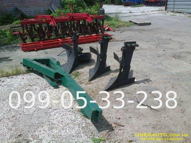 Продажа на высокой стойке Плуг ПЛН 3-35  , Сеялка сельскохозяйственная, фото #1