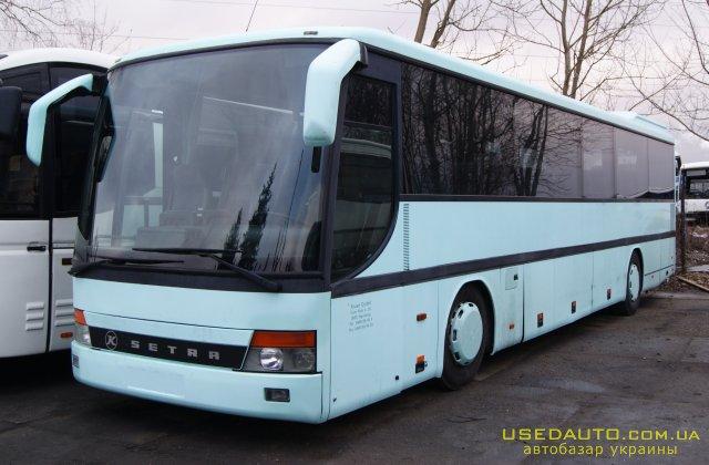 Продажа SETRA 215,315 разборка , Городской автобус, фото #1