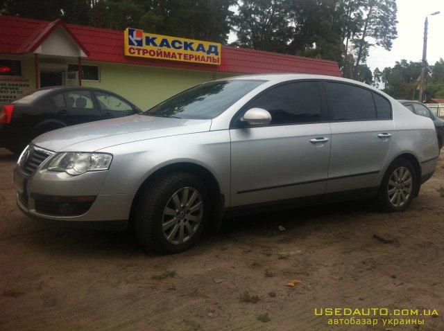 Продажа 2009 VOLKSWAGEN Passat (ФОЛЬКСВАГЕН Пассат) в ...: http://usedauto.com.ua/177400