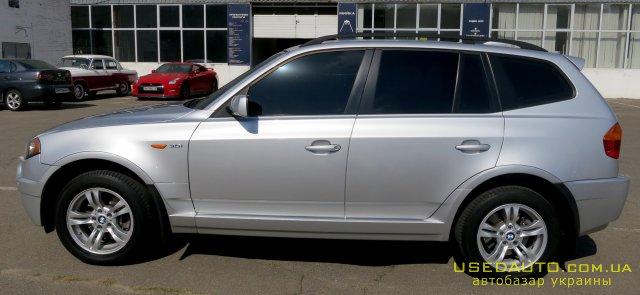 Продажа BMW X3 (БМВ), Внедорожник, фото #1