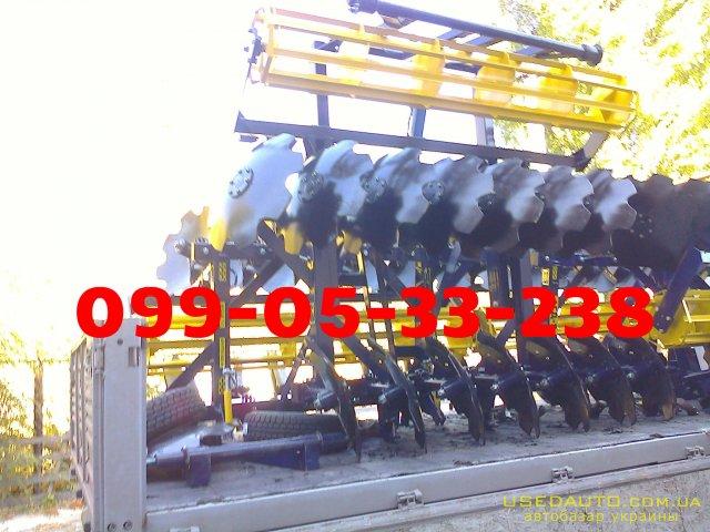 Продажа БОРОНА АГД 35, ДИСКОВАЯ  , Сельскохозяйственный трактор, фото #1