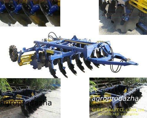 Продажа АГД 2.8Н прицепная борона АГД  , Сельскохозяйственный трактор, фото #1