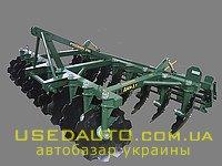 Продажа Дисковая борона ДАН-3,1 навесная  , Сельскохозяйственный трактор, фото #1