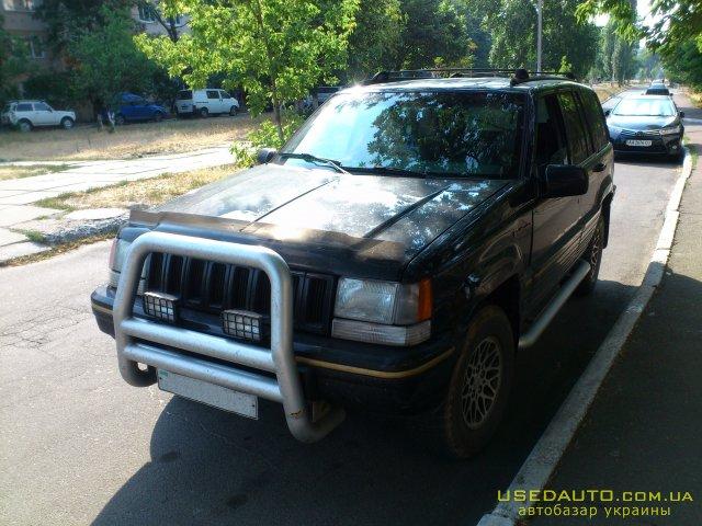 Продажа JEEP Grand Cherokee , Внедорожник, фото #1
