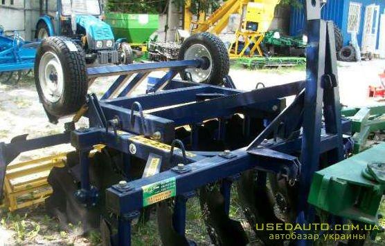 Продажа Прицепной дисковый агрегат АГД-2,5Н , Сельскохозяйственный трактор, фото #1