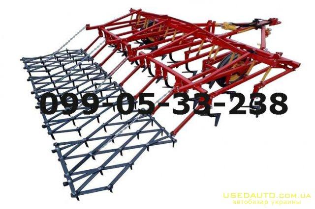 Продажа усиленный культиватор КПС 4 КПС , Сельскохозяйственный трактор, фото #1