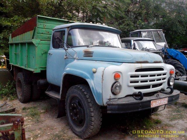 Продажа ЗИЛ 4502 Коротыш , Самосвальный грузовик, фото #1
