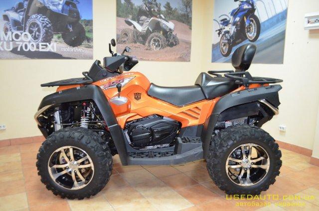 Продажа CF MOTO  X8 Terralander , Квадроцикл, фото #1