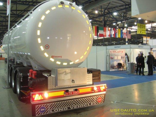 Продажа EVERLAST LPG , Полуприцеп цистерна, фото #1