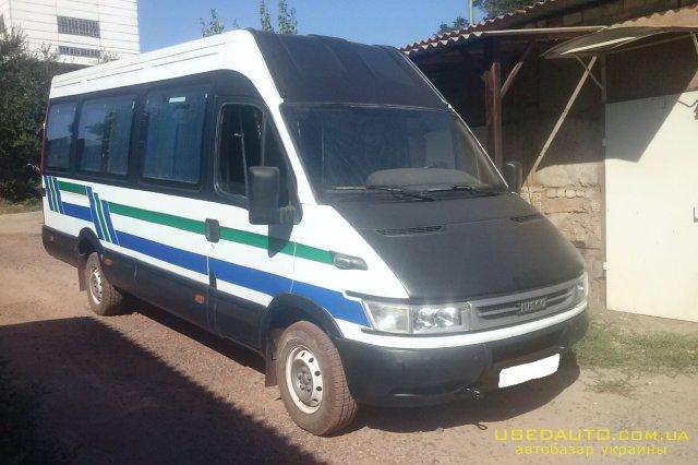 Продажа IVECO Daily , Пассажирский микроавтобус, фото #1