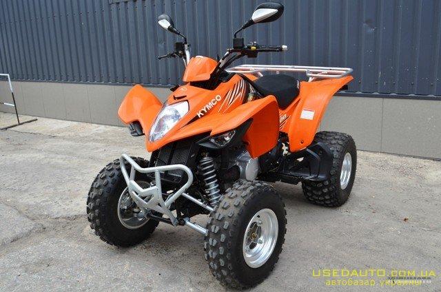 Продажа KYMCO Maxxer 300 , Квадроцикл, фото #1