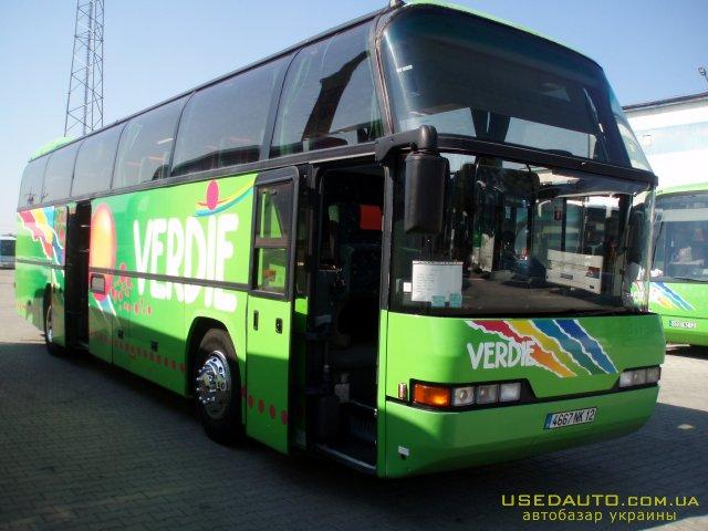 Продажа NEOPLAN N 116 SHD , Туристический автобус, фото #1