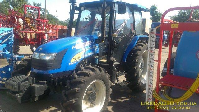 Продажа NEW HOLLAND  , Сельскохозяйственный трактор, фото #1