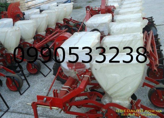 Продажа НОВЫЕ СЕЯЛКИ ТИПА (СУ-8)СУПН 8 (СУ-8) , Сеялка сельскохозяйственная, фото #1