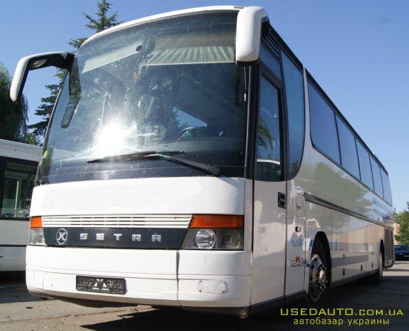 Продажа SETRA 315 HD разборка , Туристический автобус, фото #1