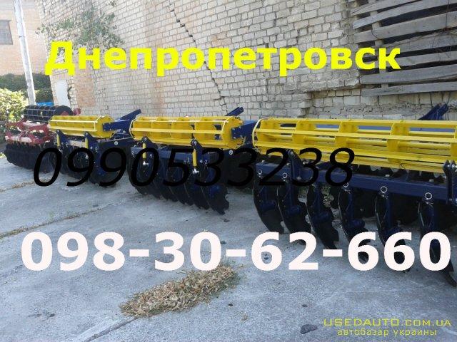 Продажа СЕЯЛКА СУПН И БОРОНЫ АГД 2016 ГОДА , Сельскохозяйственный трактор, фото #1