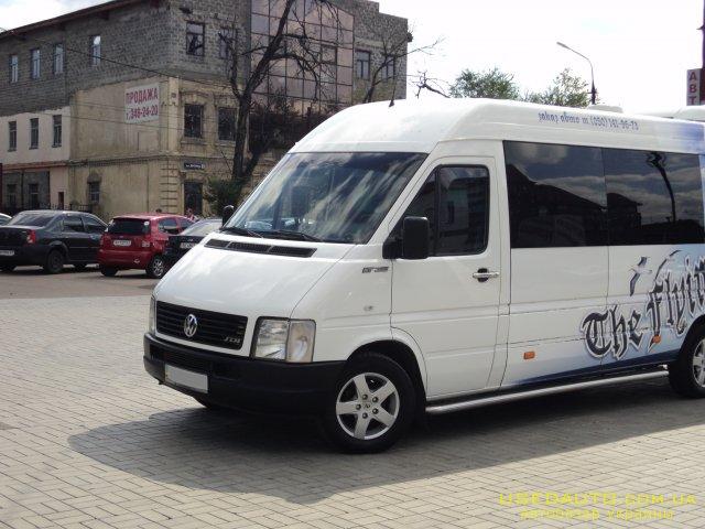 Продажа VOLKSWAGEN L35 (ФОЛЬКСВАГЕН), Грузопассажирский микроавтобус, фото #1