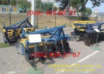 Продажа Агрегаты и бороны дисковые АГД-1  , Сельскохозяйственный трактор, фото #1
