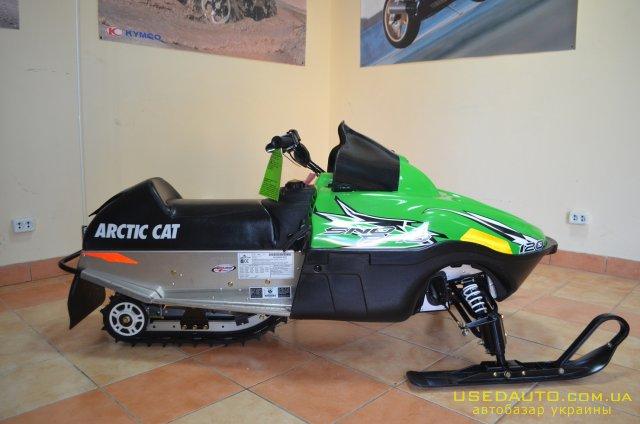 Продажа ARCTIC CAT SNO PRO 120 , Снегоход, фото #1