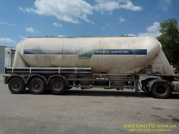 Продажа BENALU  , Прицеп цистерна, фото #1
