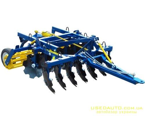 Продажа Борона Агрореммаш  АГД-2, 5Н; АГ  , Сельскохозяйственный трактор, фото #1