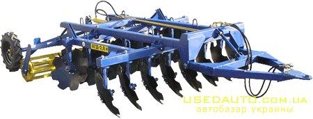 Продажа дисковая борона агд- 2.5  , Сельскохозяйственный трактор, фото #1