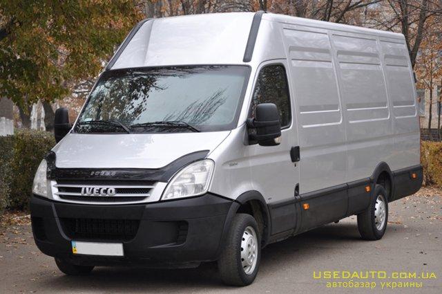 Продажа IVECO Daile 35s14 , Грузовой микроавтобус, фото #1