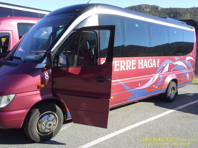 Продажа MERCEDES-BENZ 616CDI , Туристический автобус, фото #1
