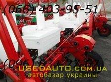 Продажа Навесная сеялка СУПН-6 (эжекторн  , Сельскохозяйственный трактор, фото #1