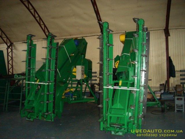 Продажа Новый погрущик - зернометатель З  , Сельскохозяйственный трактор, фото #1