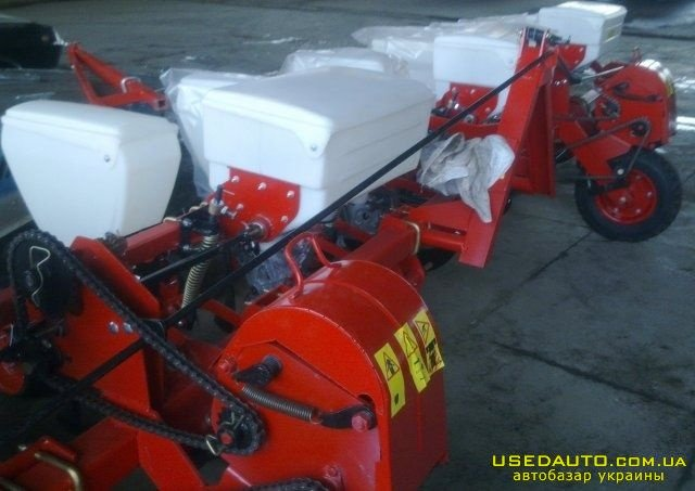 Продажа Поставляем новые сеялки СУПН -6   , Сельскохозяйственный трактор, фото #1