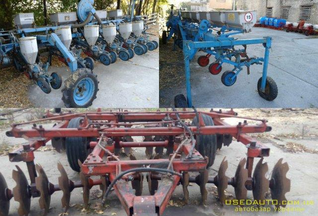 Продажа ПРИЦЕПНАЯ БОРОНА Б/У БДТ-3  , Сельскохозяйственный трактор, фото #1