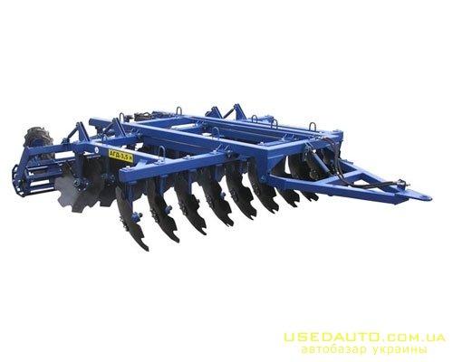 Продажа Прицепной дископлуг Агрореммаш б  , Сельскохозяйственный трактор, фото #1